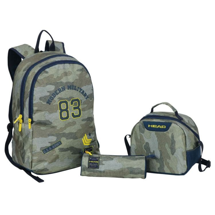 PACK COOL CAMO VERDE