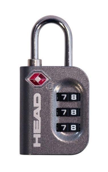 Candado con clave TSA